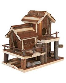 TRIXIE Căsuță Birte pentru hamster 25 x 24 x 16 cm