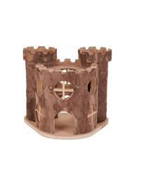 TRIXIE Castel din lemn pentru hamster 15 x 11 x 14 cm