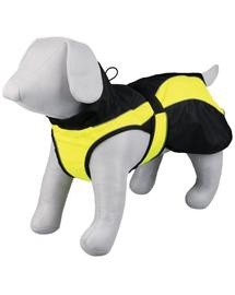 TRIXIE Hăinuță de protecție. s: 35 cm. negru / galben