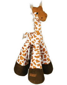 TRIXIE Jucărie girafă de pluș cu sunete 33 cm