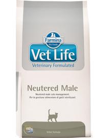 FARMINA Vet life Cat pentru motani sterilizați 2 kg