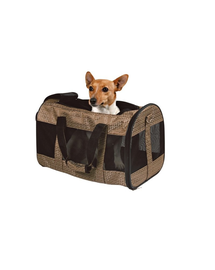 TRIXIE Geantă pentru câini 50 x 30 x 27 cm maro