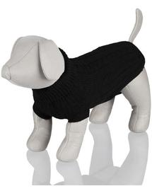TRIXIE Pulover pentru câini King Dog x S 25 cm negru