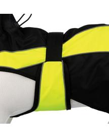 TRIXIE Hăinuță de protecție. l: 62 cm. negru / galben