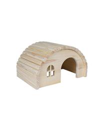 TRIXIE Căsuță din lemn pentru hamster 19 x 11 x 13 cm