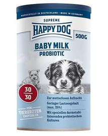 HAPPY DOG Lapte baby milk probiotic 500 g