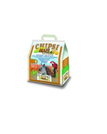 JRS Chipsi Mais Citrus 10L / 4.6 kg - pentru rozătoare
