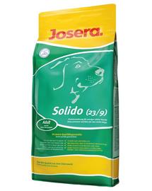 JOSERA dog Solido 15 kg pentru câini sedentari