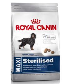 Royal Canin Maxi Sterilised Hrană Uscată Câine 12 kg