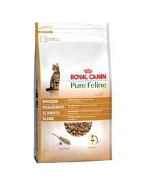 ROYAL CANIN Pure Feline n.02 (slim silhouette) 0.3 kg