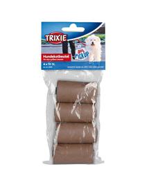 TRIXIE Pungi biodegradabile pentru excremente 4x10 buc.