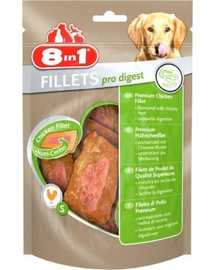 8IN1 Gustări Fillets Pro Digest 80g