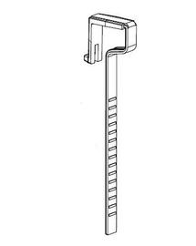 AQUAEL Agățător cu suport ventilator Set