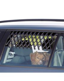 TRIXIE Grătar de protecție mașină - mic negru