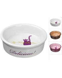 "TRIXIE Bol Ceramic ""MY kitty DARLING"", 0.2 l / o 15 cm"