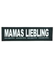TRIXIE Julius-K9 velcro stickers. s. mamas liebling