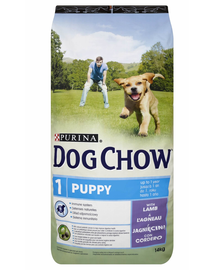Purina Dog Chow puppy miel 14 kg