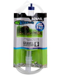 AQUAEL Dispozitiv curățare pietriș și sticlă S 260 mm