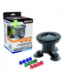 AQUAEL Capăr aerare. Airlights led