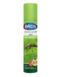 BROS Green Power spray anti-țânțari și căpușe 90ml
