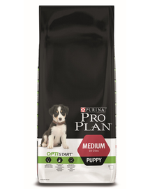 PURINA PRO PLAN MEDIUM PUPPY 12kg