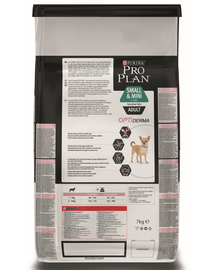 PURINA pro PLAN SMALL & MINI ADULT Sensitive Skin 7kg