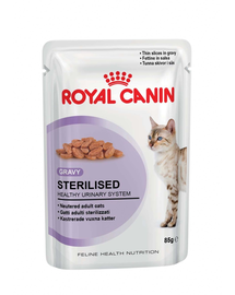 ROYAL CANIN Sterilized in sauce 85 g