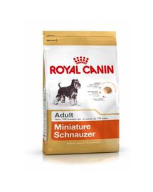 ROYAL CANIN Miniature schnauzer adult 7.5 kg