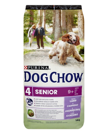 PURINA Dog Chow Senior miel 14 kg