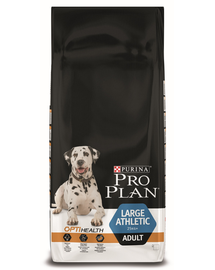 PURINA Pro Plan Large Athletic Adult cu pui 14kg