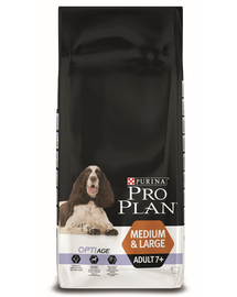 PURINA PRO PLAN MEDIUM LARGE ADULT 7+ 14kg