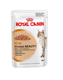 ROYAL CANIN Intense beauty 85 g în aspic