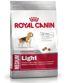 Royal Canin Medium Light Weight Care Hrană Uscată Câine 13 kg