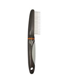 TRIXIE Pieptăn Combi cu dinți rotunjiți 22cm