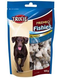 TRIXIE Recompensă cu pește Premio Fishies 100 g