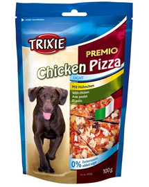 TRIXIE Recompense Pizza cu pui 100 g