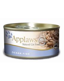 APPLAWS pentru pisici pește oceanic 70 g