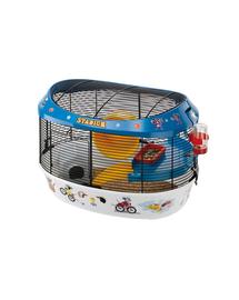 FERPLAST Cușcă în formă de stadion pentru hamsteri