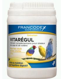 FRANCODEX Vitaregul Reglează activitatea intestinelor păsărilor 150 gr