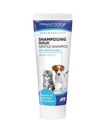 FRANCODEX Șampon pentru pui de pisică și câine 200 ml