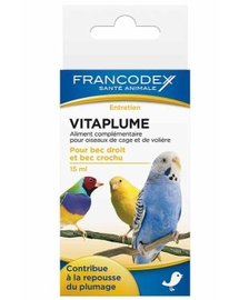 FRANCODEX Vitamine pentru penaj sănătos 15 ml