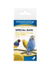 FRANCODEX Aliment complementar pentru păsări de colivie și volieră - protecție plămâni 24 ml