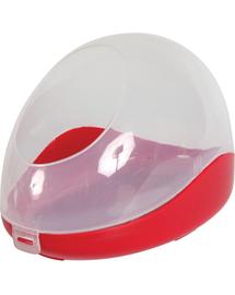 ZOLUX Toaletă pentru chinchila roșu