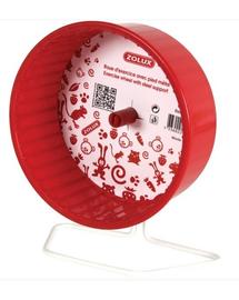 ZOLUX Roată din plastic cu bază metalică 12 cm