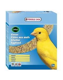 VERSELE-LAGA Eggfood Canaries Yellow 5 kg mâncare cu ou pentru canari galbeni