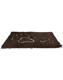 TRIXIE Covoraș colectare murdărie căptușit 80 × 55 cm