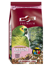 VERSELE-LAGA Amazone Parrot Loro Parque Mix 15 kg   - pentru papagal amazonian