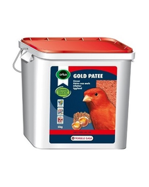 VERSELE-LAGA Gold Patee Canaries Red 25 kg - mâncare cu ou pentru canari roșii