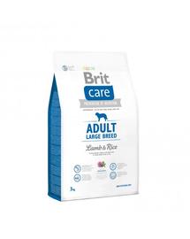 BRIT Care Adult Large Breed Lamb & Rice 3 kg