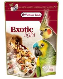VERSELE-LAGA Exotic Light 750 g - amestec cereale prăjite pentru papagali medii și mari